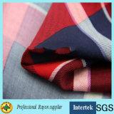 مصنع بالجملة [رون فبريك] مع نسيج مربّع أسلوب لأنّ قميص