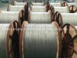 Clad de alumínio Steel Conductor Wire para Cooper Cable