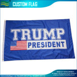 Nós bandeira do presidente Donald Trump, trunfo fazem a América as grandes bandeiras (J-NF01F09040)