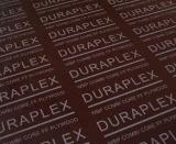 La película de Duraplex hizo frente a la madera contrachapada con la película de Brown de la base del álamo