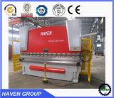 Máquina do freio da imprensa da máquina da estaca e de dobra do metal de folha, placas da alta qualidade