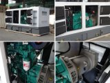 Cummins Engine의 25kVA-250kVA Silent Diesel Generator Powered