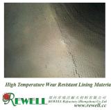 Material de revestimento de prova de desgaste quente