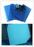 vidrio azul marino de 4-8m m Flaot/vidrio reflexivo