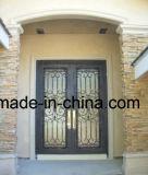 Australia estándar de insonorización Material Acero hierro forjado Puertas y Ventanas