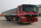 Sinotruk HOWO 6*4 Diesel와 Fuel Tanker Truck