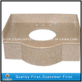 China Yellow Granite G682 Vanity Top / Countertop
