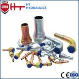 China-Export-hydraulischer Rohrfitting-Fabrik-Edelstahl-hydraulische Schlauch-Befestigung