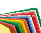 Linea di produzione vuota di plastica della scheda di PP/PE