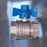 De hete Schroef van de Kogelklep van het Messing van de Verkoop Pn30/Industrieel Bevestigingsmiddel Ts16949