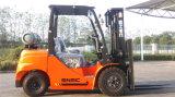LPG привел 3 тонны в действие платформы грузоподъемника емкости