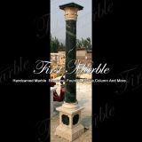 Colonna multicolore Mcol-001 della colonna del granito della colonna della pietra della colonna di marmo