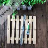 4~5star Tandenborstel van het Handvat van de goede Kwaliteit de Transparante Plastic voor Hotel