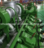 Gerador do gás natural com sistema de controlo aprovado de Woodward do Ce com a autorização de Cummins Engine apropriada para o biogás e a biomassa