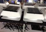extractores accionados solares solares del ático de la cubierta 12inch del cuadrado del panel de la inclinación 12W (SN2013001)