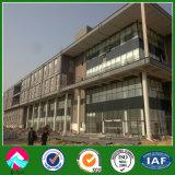 モジュラー前設計された鉄骨構造の学校のプレハブの建物