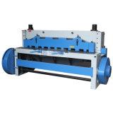 Cizalla mecánica de alta velocidad Q11-8X2500 Q11-8X2000 Máquina de corte de chapa de acero