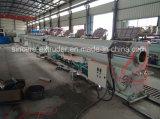 Máquina eficiente 16-1600mm da extrusão da tubulação de fonte do gás \ água do polietileno