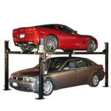 Vier Pfosten-hydraulischer Auto-Aufzug mit Cer (DFP608)
