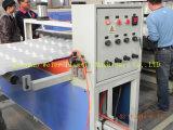 Chaîne de production glacée par PVC en plastique de toit d'onde de haute performance de machines