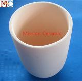 Grote Al2O3 van de Leverancier Alumina Ceramische Smeltkroes