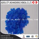 Industriële ISO en Rang 99%, 98%, het Sulfaat van het Voer van het Koper Bluestone van 96%