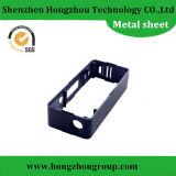Fabricación fina del recinto del metal del trabajo