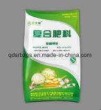 Saco tecido PP colorido da alta qualidade da cópia para o fertilizante