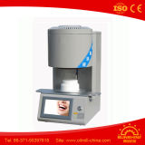 Horno dental dental de alta temperatura de la porcelana del laboratorio del horno de laboratorio del horno