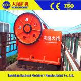 Triturador de maxila de pedra da máquina de mineração do PE 600*900