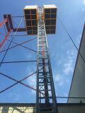 3 Fase de Construcción Ascensor