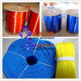 プラスチックロープの機械装置プラスチックロープの生産ライン