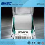 (BTP-L520) USB de 56m m con diseño delgado del USB de Ethernet WLAN del código de barras de la impresora termal directa serie-paralela de la escritura de la etiqueta