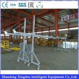 Plate-forme de fonctionnement de Zlp de matériau de construction de la corde en acier 8.3mm (ZLP630)