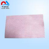 Tejido sanitario coloreado Airlaid caliente de la servilleta de papel del vendedor