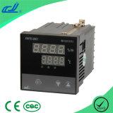 Medidor do controle da temperatura e de umidade com função de uma comunicação (XMTD9007-8K)