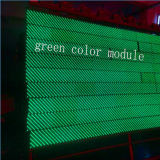 Solo-Color Verde SMD LED de interior Módulo de pantalla