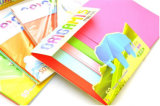 Двойник квадратной бумаги размера 120*120mm Origami встал на сторону покрашенная бумага корабля DIY цветастая Handmade