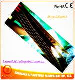 calefator de faixa elétrico flexível de 136*68mm 12V 200W Polyimide