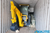 Carregador do Backhoe da máquina escavadora de Aolite do tipo mini para a venda (AZ22-10)