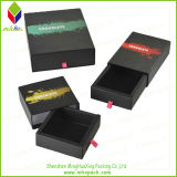 引出しの卸売のための包装の宝石箱を押す金ホイル
