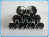 El acero inoxidable soldó los tubos ranurados para las barandillas