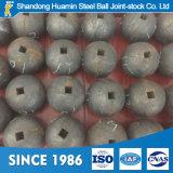 De hoge Hardheid Gesmede Malende Ballen van het Staal voor de Installatie van het Cement