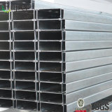 Stahlc-Kanal sortiert Stahlu-profilstäbegrößen