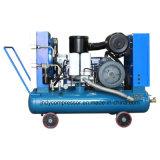 Портативный передвижной компрессор воздуха винта