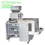 Máquina de empacotamento Multilane vertical automática do malote