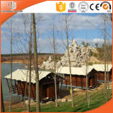 Vorfabriziertes hölzernes Tentcabins Bruder-Haus von der hölzernes Haus-Fabrik