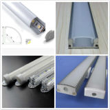 LED Strip Anodised Aluminum Profile con Flood Effect