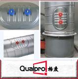 Portas de painel de aço do acesso do duto com punho Ap7411