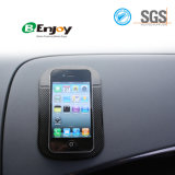 O logotipo feito sob encomenda imprimiu a almofada pegajosa do anti enxerto do enxerto não para o telefone no carro